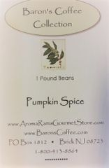BARONS PUMPKIN SPICE COFFEE