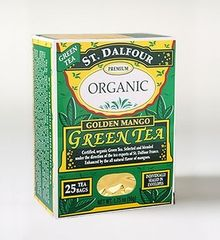 St Dalfour Golden Mango Organic Green Tea