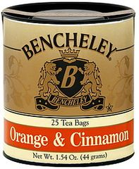 BENCHELEY ORANGE & CINNAMON TEA