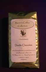 BARONS DOUBLE CHOCOLATE COFFEE BEANS