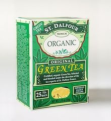 St Dalfour Original Organic Green Tea
