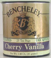 BENCHELEY DECAF CHERRY VANILLA TEA