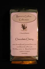 BARONS CHOCOLATE CHERRY BEANS