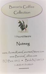 BARONS NUTMEG COFFEE