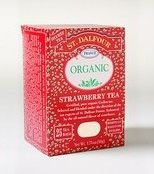 St Dalfour Strawberry Organic Black Tea