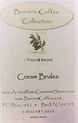 BARONS CREAM BRULEE COFFEE
