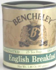 BENCHELEY DECAF ENGLISH BREAKFAST TEA
