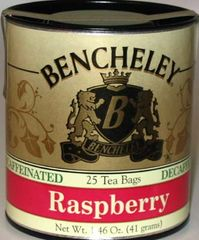 BENCHELEY DECAF RASPBERRY TEA