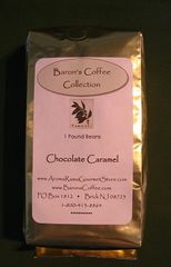 BARONS CHOCOLATE CARAMEL BEANS