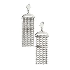 Duclos Top Bar Tassel Earring