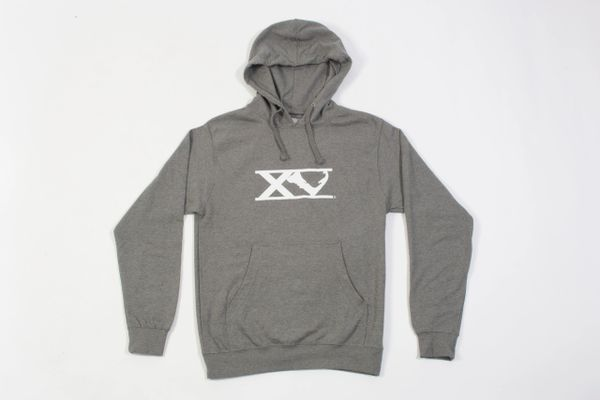 Heavyweight Explorer Hoodie Heather Grey