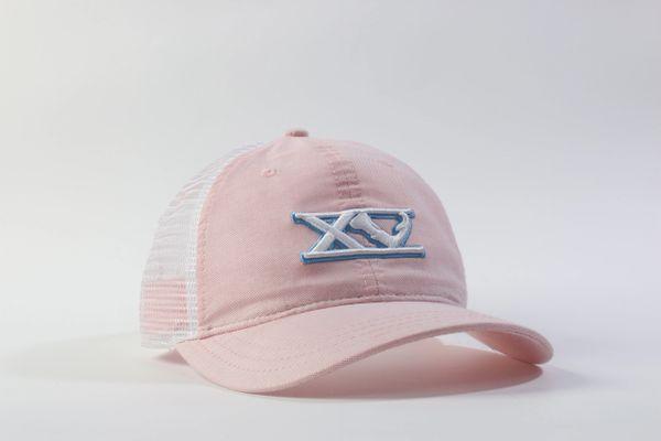 Chatham Trucker Pink