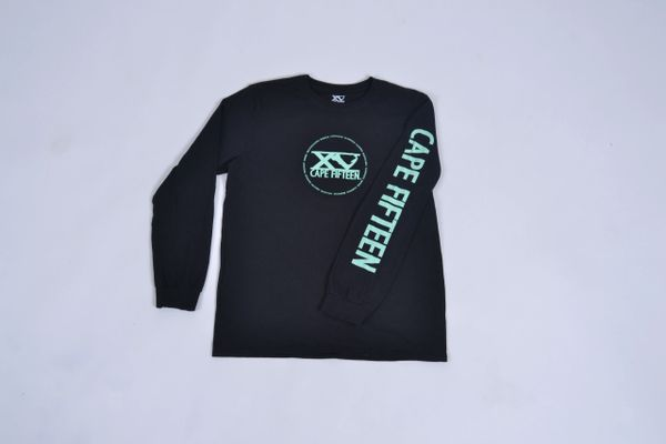 Township Long Sleeve Black