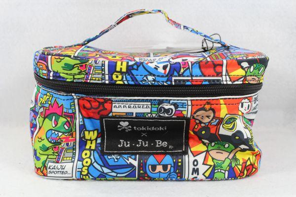 Ju-Ju-Be x Tokidoki Be Ready Makeup Bag in Super Toki PLACEMENT G