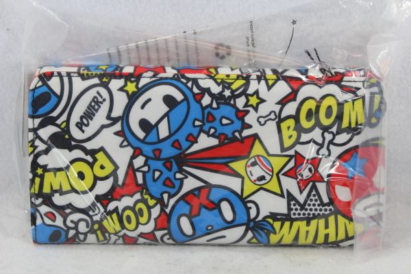 Ju-Ju-Be x Tokidoki Be Rich Wallet in Sweet Victory PLACEMENT A