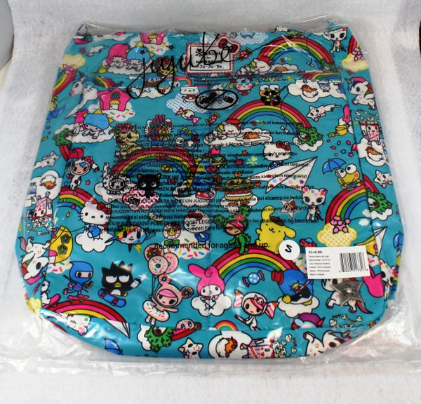 Ju-Ju-Be x Tokidoki Hello Kitty Be Light in Rainbow Dreams - PLACEMENT S