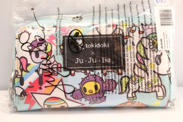 Ju-Ju-Be x Tokidoki Be Spendy Wallet in Unikiki 2.0 - PLACEMENT K