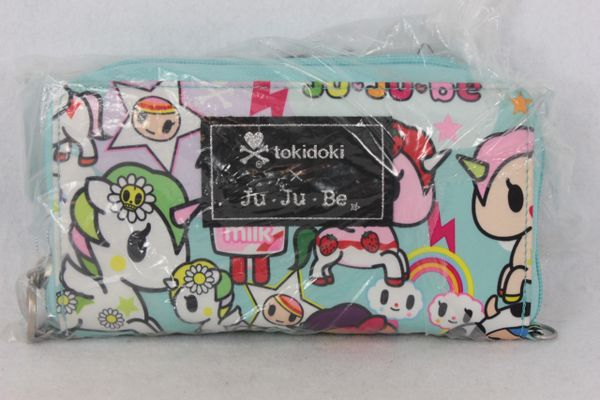 Ju-Ju-Be x Tokidoki Be Spendy Wallet in Unikiki 2.0 - PLACEMENT E