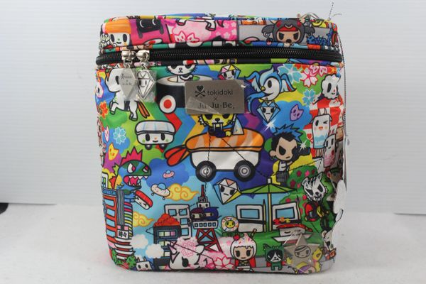 Ju-Ju-Be x Tokidoki Fuel Cell in Sushi Cars - PLACEMENT D Rocco Rondine