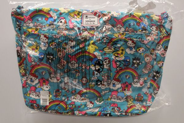 Ju-Ju-Be x Tokidoki Hello Kitty Super Be in Rainbow Dreams - PLACEMENT F