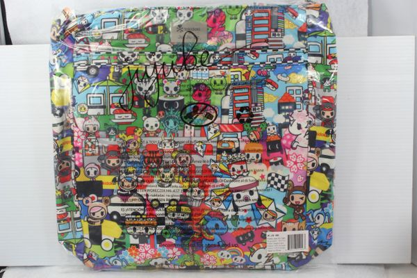 Ju-Ju-Be x tokidoki Be Light in Sushi Cars PLACEMENT C Palette Mozz