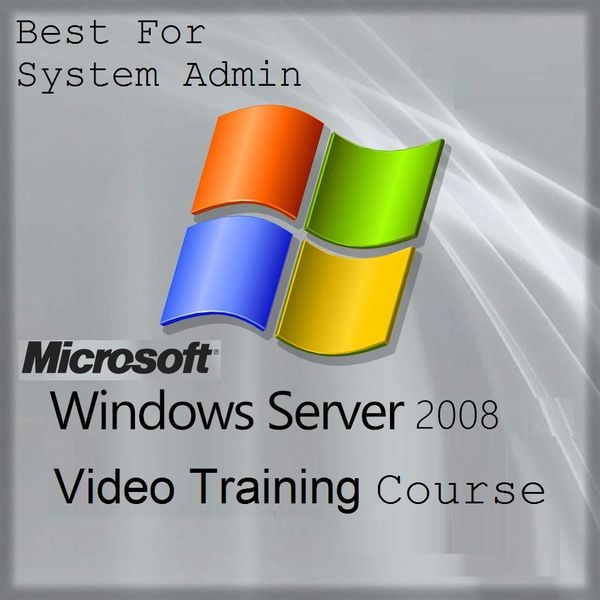 Windows server 2008 video tutorial and training free | best online.