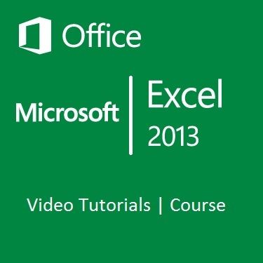 microsoft excel 2013 tutorial for beginners