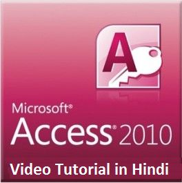 Ms access video tutorials