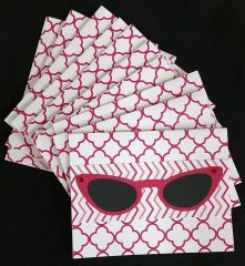 SUNGLASSES NOTE CARDS