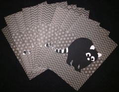 RACOON NOTE CARDS