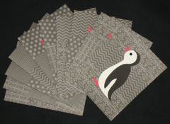 PENGUIN NOTE CARDS
