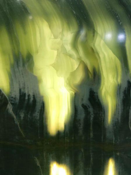 Onyx Lamp Sequoia Santa Fe