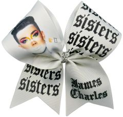 James Charles Sisters Cheer Bow