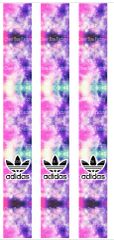 Adidas Keychain Sublimation Cheer Bow Graphic