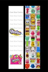 Shopkins Cheer Bow Ready to Press Sublimation Graphic