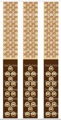 Michael Kors Keychain Sublimation Cheer Bow Graphic