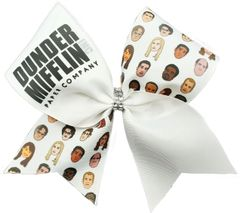 Dunder Mifflin The Office Cheer Bow