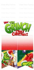 How The Grinch Stole Christmas Ready to Press Sublimation Graphic