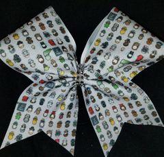 Star Wars Emoji Cheer Bow