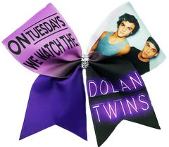 On Tuesday We Watch The Dolan Twins Cheer Bow