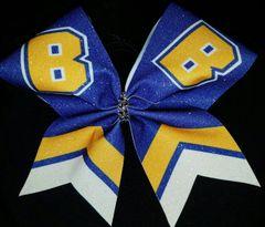Double B Cheer Bow