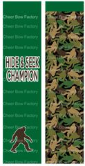Hide & Seek Champion Big Foot Ready to Press Sublimation Graphic