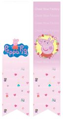 Peppa Pig Ready to Press Sublimation Graphic