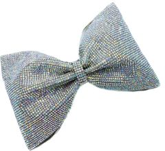 Fulll AB Crystal Rhinestone Tailless Cheer Bow