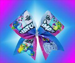 Hatchimals Glitter Cheer Bow