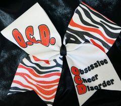 O.C.D. Cheer Bow