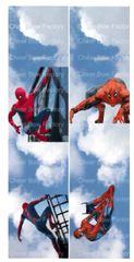 Modern Spiderman Ready to Press Sublimation Graphic