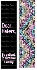 Dear Haters Ready to Press Sublimation Graphic