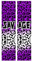 Savage Ready to Press Sublimation Graphic