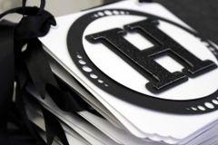 Custom Banner: Black Theme